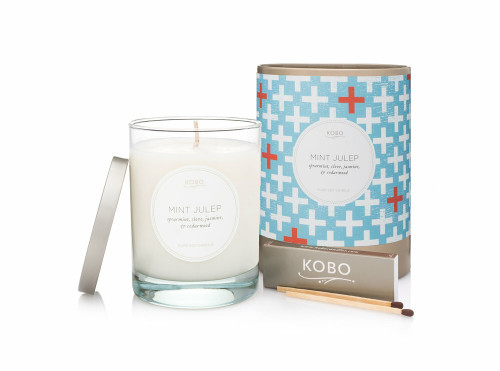 KOBO Natural Math - MINT JULEP - Candle