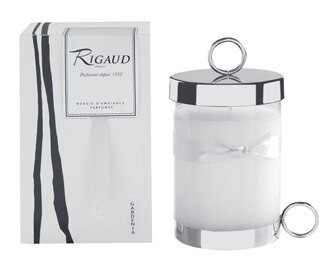 Rigaud GARDENIA Large Candle