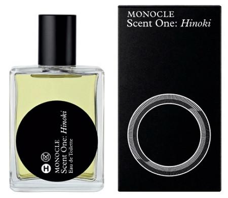 """Comme des Garcons Monocle Scent One """"HINOKI"""" Eau de Toilette 50ml"""