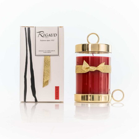 Rigaud - Gold CYTHERE Large Candle