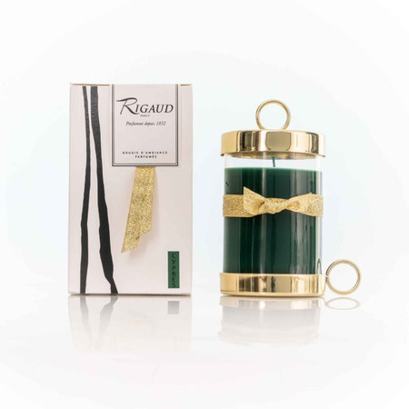 Rigaud - Gold Cypres Large Candle