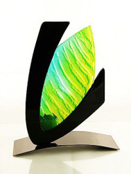 Accent ' Tealight Candle Holder  (Green)
