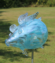 "Flying Pig ""Rain Ballerina"""