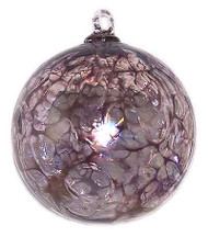 Amethyst Web Design Iridized 2 1/2""