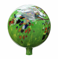 Over Opal Green Gazing Ball