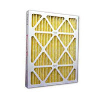 Furnace & Air Conditioner Air Filter 20x25x1 Pleated (Bx of 12 ) 1