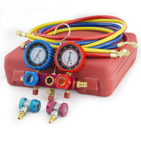 Auto Air Conditioner Refrigerant Gauges