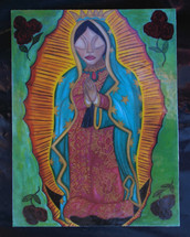 Our Lady of Guadalupe Magnet 1