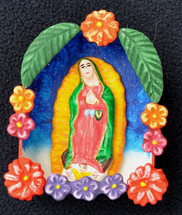 Guadalupe Mini Altar
