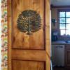 tree of life indoor outdoor metal art