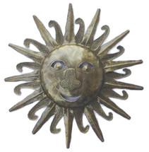 Metal Sun, Haiti Metal Art