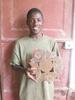 Haitian Artist, Fair Trade Federation Member It' s Cactus Metal Art Haiti