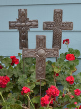 Croix Des Bouquete Garden Cross (SET OF 3) SM527