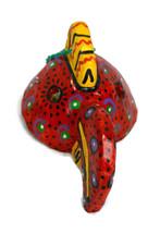 """Ornamental Hancrafted Bird Mask 3"""" x 4"""""""