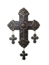 Wall Hanging Cross, Haiti, Milagro