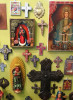MILAGRO CROSS , WALL COLLECTION
