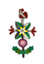 small peruvian cross,