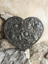organic metal heart haiti