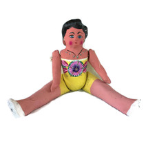 Mexican Puta Doll