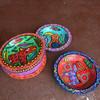 hand carved Guatemalan Folk Art Bowls