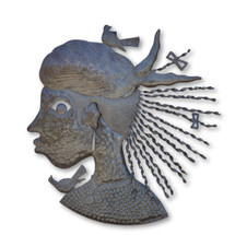 Bird Woman, Child, Art, Sculpture, Fair Trade, One-of-a-Kind, Limited Edition, Sustainable, Eco-Friendly, Help Haiti, Haitian Art
