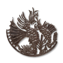 Dragon, Unique, Limited Edition, One-of-a-Kind, Sustainable, Eco-Friendly, Handcrafted, Handmade, Fair Trade, Fight Poverty, Metal, Steel, Art, Sculpture
