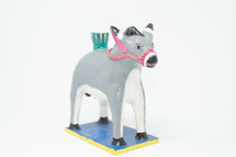 Donkey, Farm, Barn, Farm Life, Farmhouse, Colorful, Vintage, Whimsical, Fun