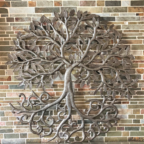home art, over kitchen stove art, tree of life