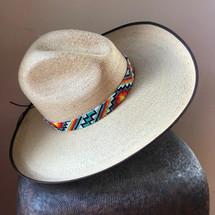 Aztec Design Hatband