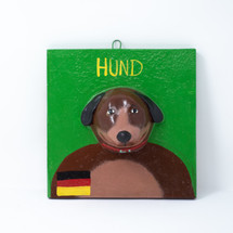 Germany, Hund, Perro, Dog, One-of-a-Kind, Limited Edition, Sustainable, Eco-Friendly, Mexico, Mexican Art, Hecho en Mexico