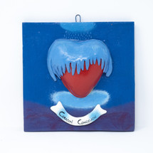 Corazon Congelado, Frozen Heart, Icy, Ice, Winter, Milagro, One-of-a-Kind, Limited Edition, Sustainable, Eco-Friendly