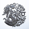 Angel, Vines, Trumpet, Wings, One-of-a-Kind, Limited Edition, Sustainable, Eco-Friendly, Angelic, Choir, Mystical Creature, Haiti, Haitian