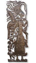 Michee Remy, Birds, One-of-a-Kind, Sculpture, Handcrafted, Handmade, Eco-Friendly, Recycle, Recyclable, Reclaimed, Fair Trade, Haiti