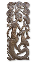 Mermaid, Fish, One-of-a-Kind, Limited Edition, Sustainable, Eco-Friendly, Handcrafted, Handmade, Haiti, Starfish,