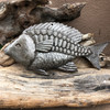 Haiti metal wall art fish