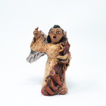 Angel, Praising the Above, Praying, One-of-a-Kind, Limited Edition, Sustainable, Eco-Friendly, Handcrafted