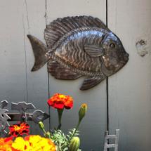 Haiti metal wall art sea life theme fish nautical