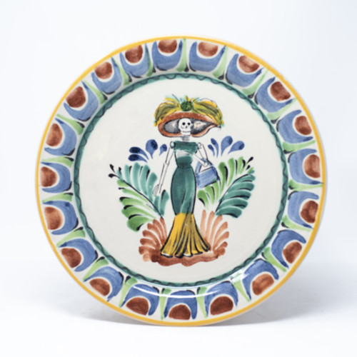 Dia de los Muertos, Day of the Dead, Skeleton, One-of-a-Kind, Limited Edition, Sustainable, Eco-Frienldy