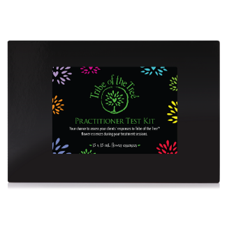 Tribe of the Tree flower essences Practitioner Test Kit