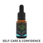 Up, Up & Away Flower Essence to support self-care, self-love and self-confidence
