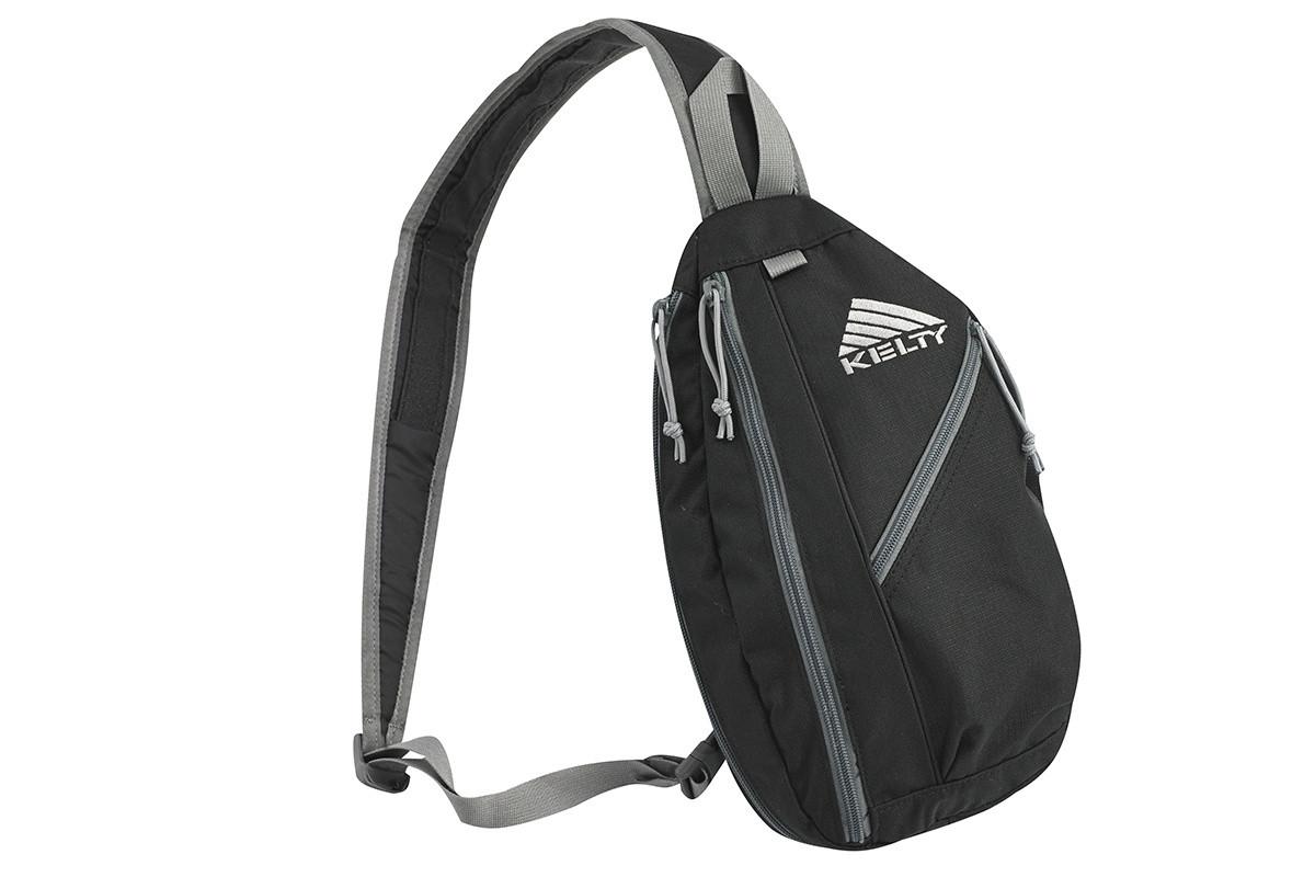 Kelty Sling Bag, black, right hand version
