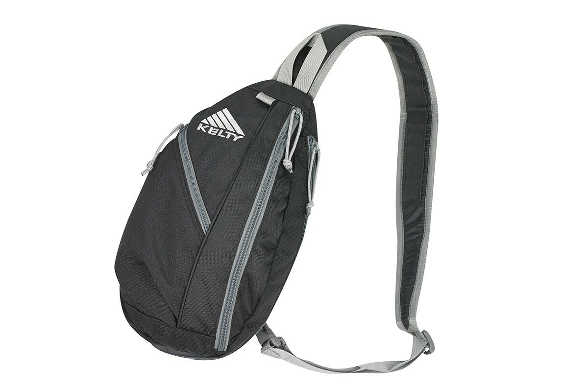 Kelty Sling Bag, black, left hand version