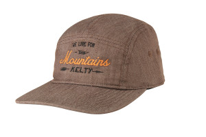 5-Panel Mountain Hat