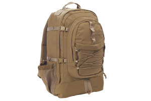 Kelty MAP 3500 backpack, Coyote Brown, front view