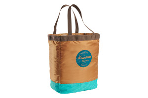 Kelty Totes Tote, Canyon Brown/Latigo Bay, front view