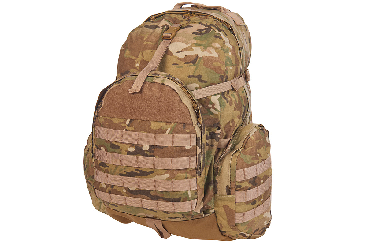 Strike 2300 backpack, multicam, front view
