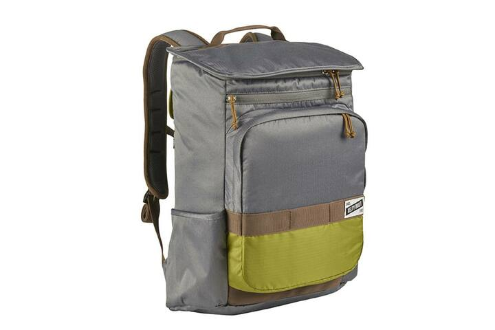 Kelty Ardent backpack, Castle Rock colorway, 3/4 view