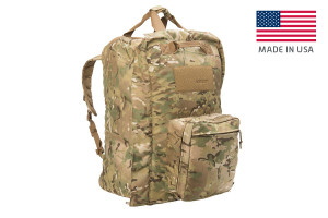 Kelty Multicam Duffle Pack, front view