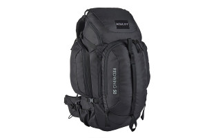 Kelty Redwing 50 Tactical backpack, black, front view