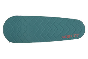 Kelty Cosmic Mummy Sleeping Pad, turquoise